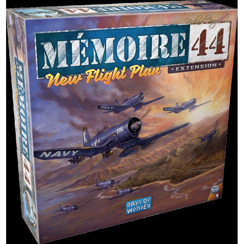 Mémoire 44 : New Flight Plan (Extension)