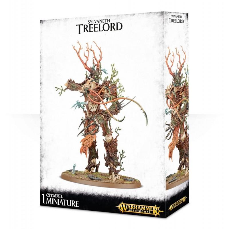 Sylvaneth Treelord Ancient / Spirit of Durthu