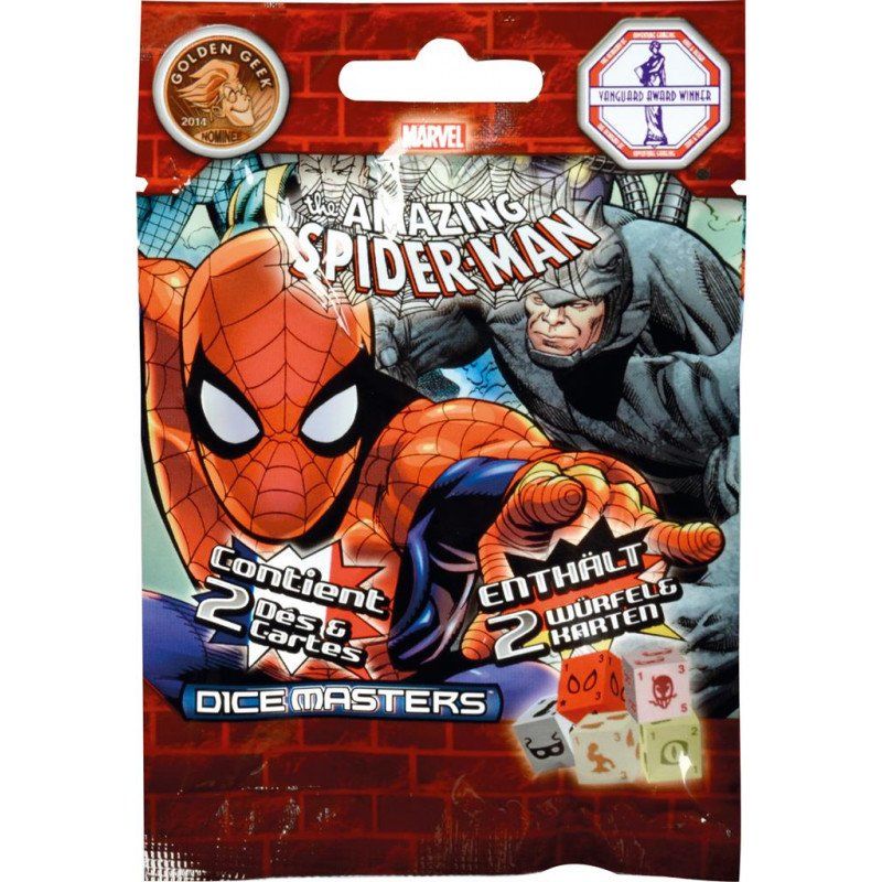 Marvel Dice Masters : Booster Spider-Man