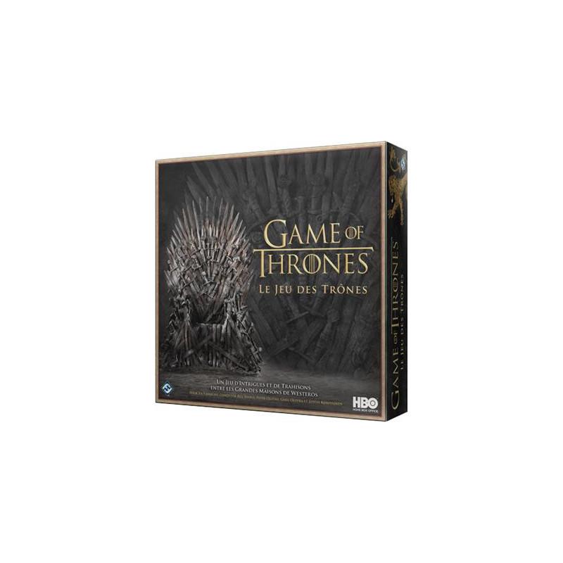 Games of Thrones : Le Jeu des Trônes