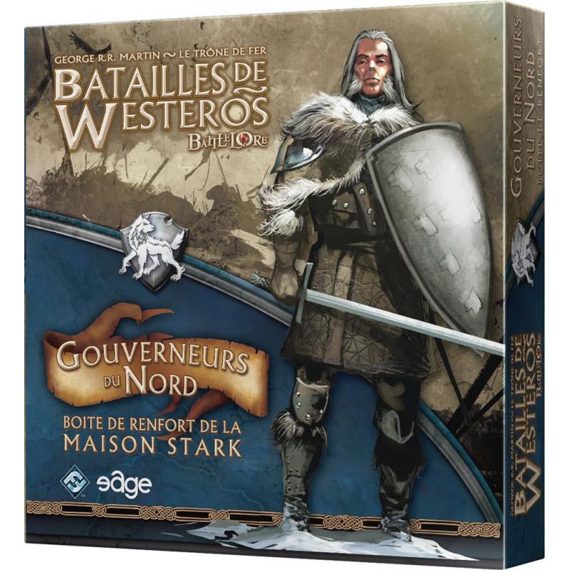 Batailles de Westeros : Gouverneurs du Nord (Extension)